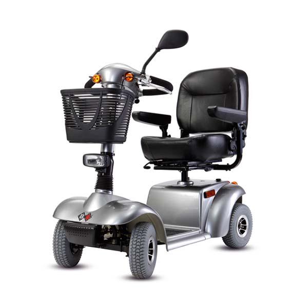 Scooter elecrtico Fortis de cuatro ruedas de B+B