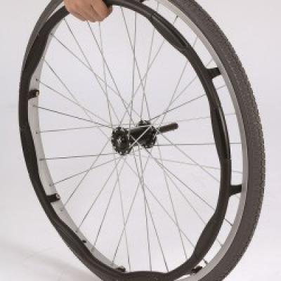 Silla de ruedas plegable de aluminio autopropulsable Ergo Lite2