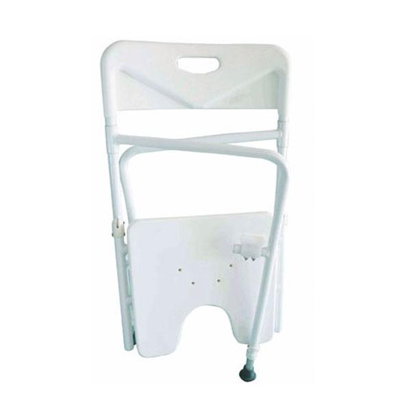 Silla de ducha plegable de aluminio Piscis de Easy Way