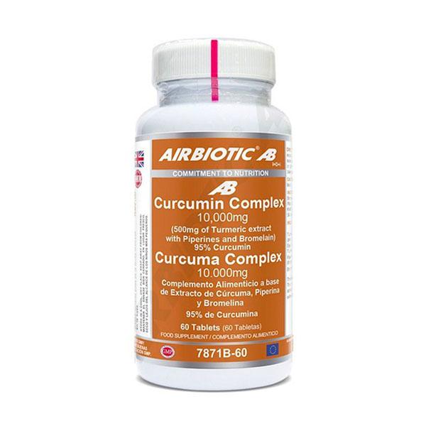 Curcumin AB Complex 10.000 mg 60 cápsulas
