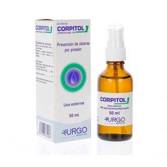 Corpitol prevención úlceras por decúbito o escaras