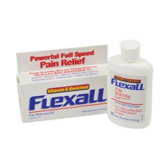 Gel Flexall 120 ml para el alivio de dolores musculares y articulares