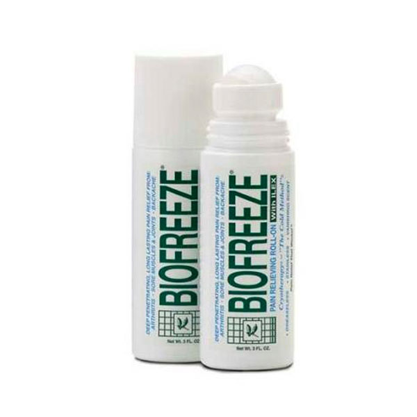 Biofreeze Roll-on 89 ml terapia de frío