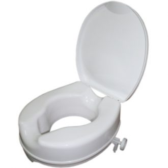 Elevador WC 10 cm con tapa Easy Way