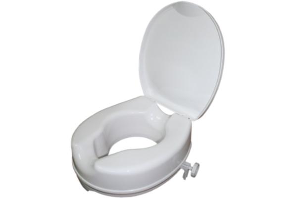 Elevador WC 10 cm con tapa Easy Way