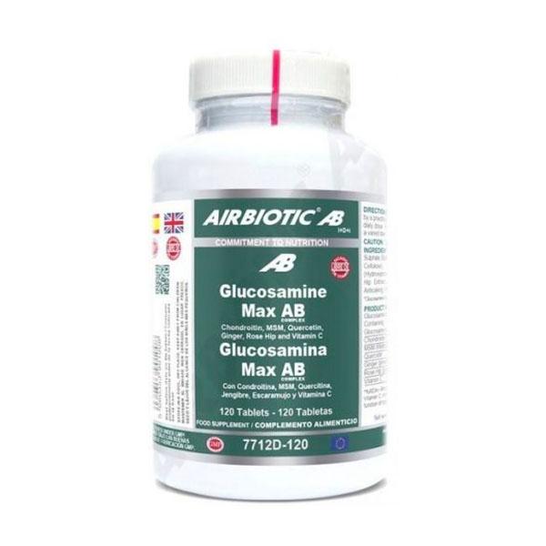 Glucosamina Max 120 tabletas Airbiotoc