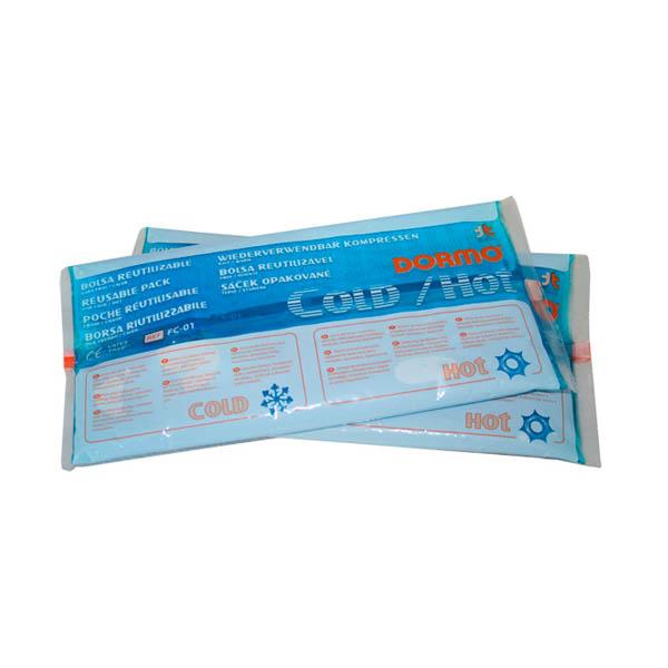 Bolsas de frío y calor reutilizables