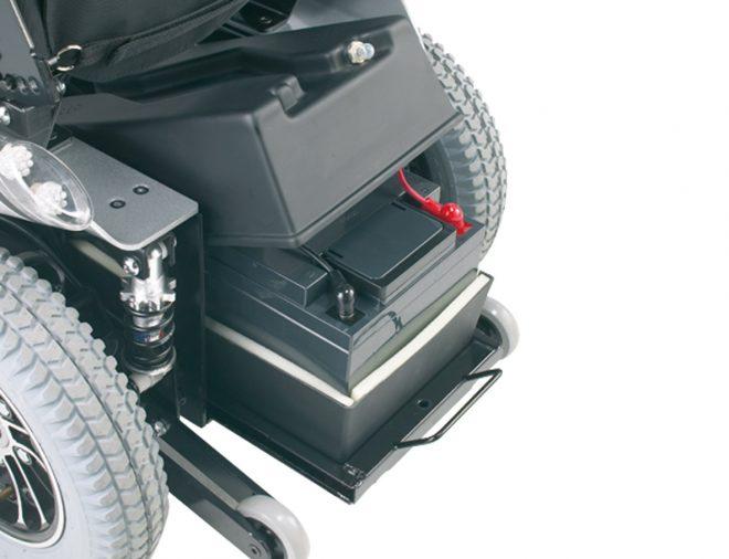 Silla de ruedas eléctrica TERRA