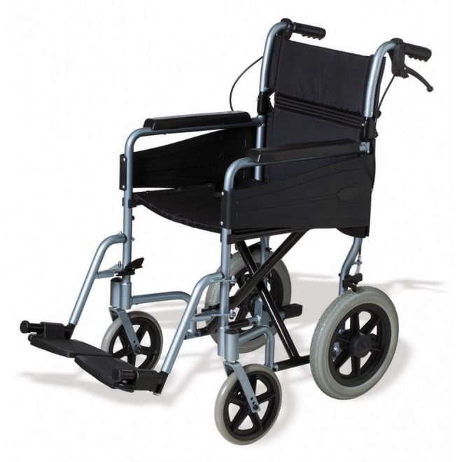 Silla de ruedas plegable Mini transfer