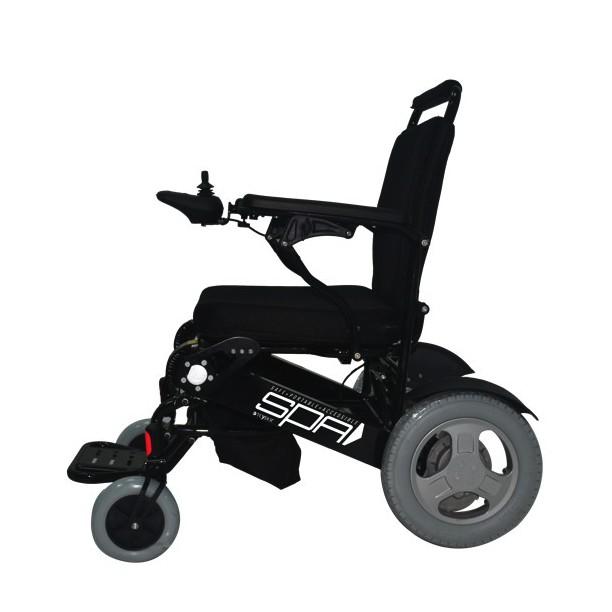 Silla de ruedas eléctrica plegable Spa 2