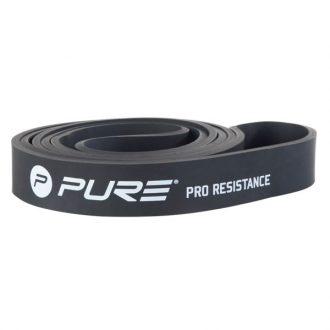 Banda de resistencia fuerte color negro – P2I 1