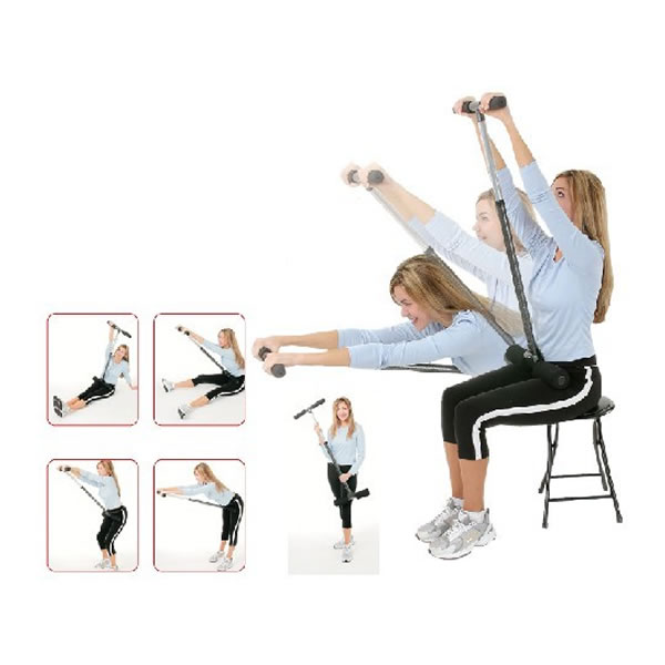Ejercitador elasticidad espalda – Core Stretch