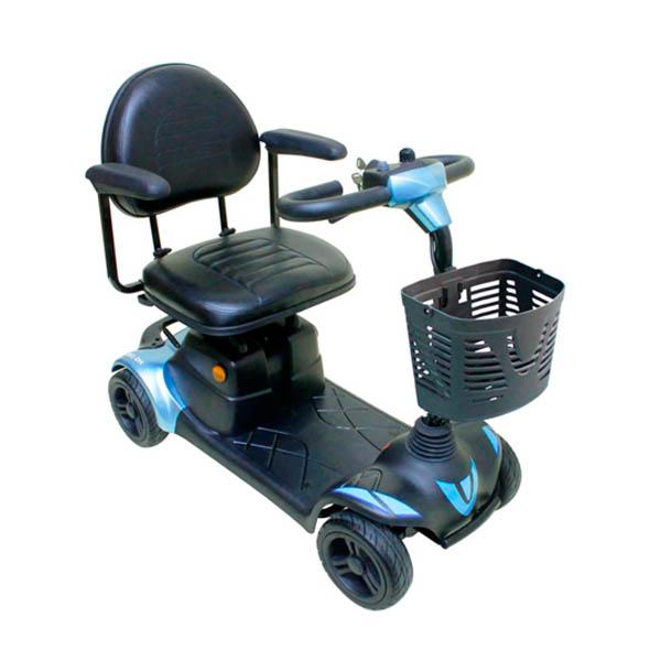 scooter eléctrico de 4 ruedas plegable Tenerife