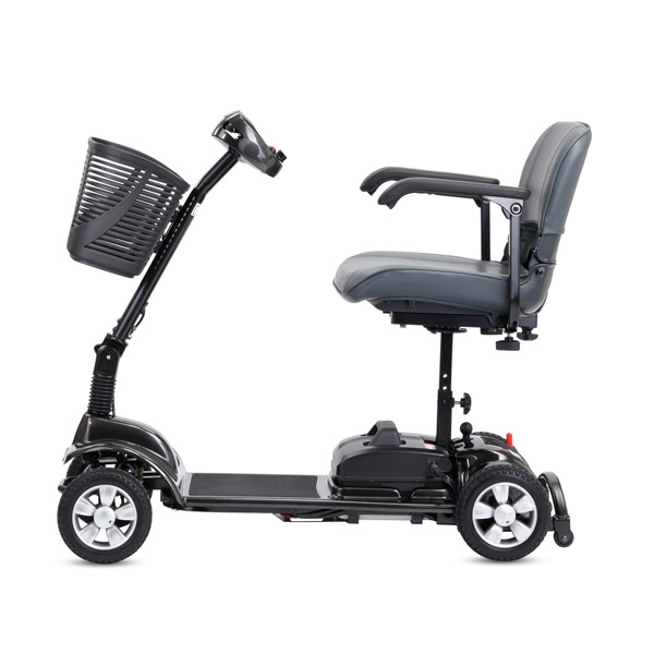 Scooter eléctrico compacto acompañante de compras FLIP de B+B 5