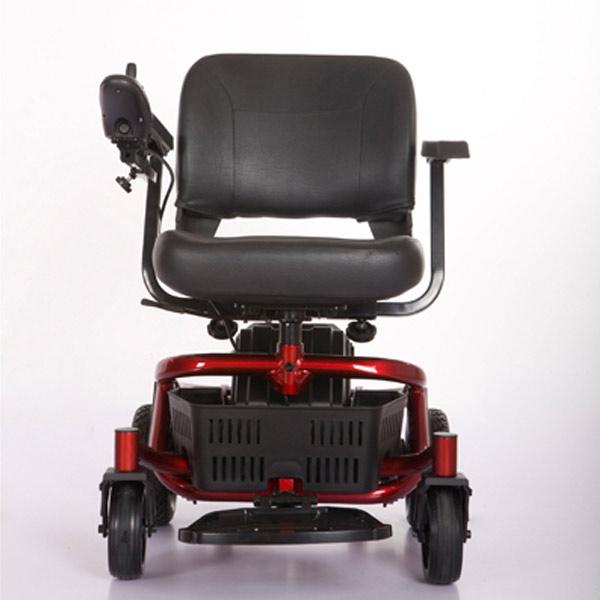 Silla de ruedas eléctrica Capri para interiores 4