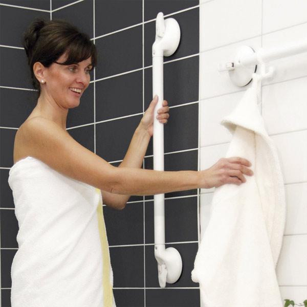 Asideros con ventosas 'Roth' Ayudas Dinámicas para baño-4