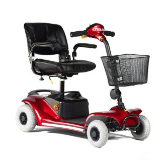 Scooter eléctrico Pearl Sunrise Medical