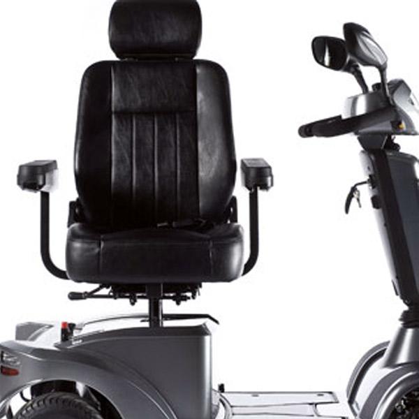 Scooter eléctrico 4 ruedas S700 Sunrise Medical-3