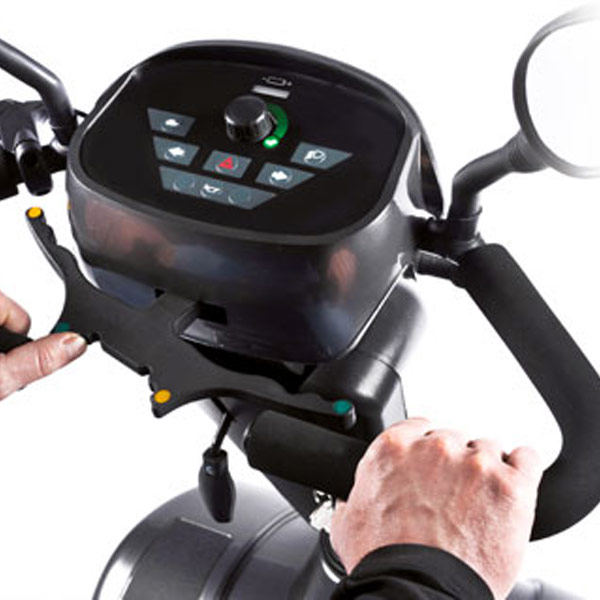 Scooter eléctrico 4 ruedas S700 Sunrise Medical-4