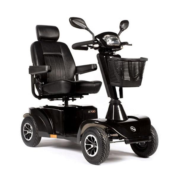 Scooter eléctrico 4 ruedas S700 Sunrise Medical
