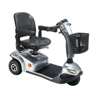 Scooter eléctrico 3 Ruedas Invacare Leo Invacare compacto y desmontable