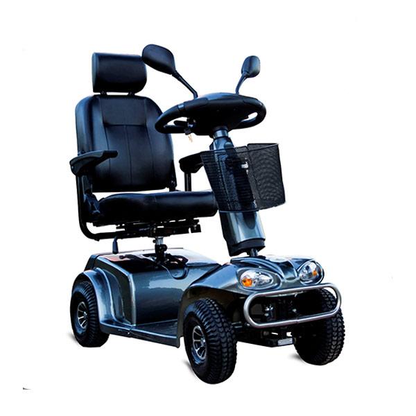 Scooter eléctrico 4 ruedas Grand Classe Libercar Máximo equipamiento