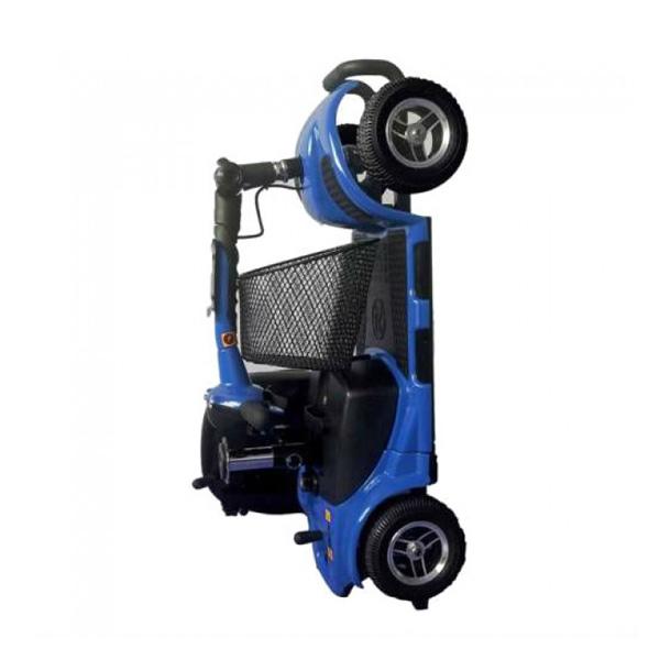 Scooter eléctrico 4 ruedas Litium Libercar para exteriores e interiores-3