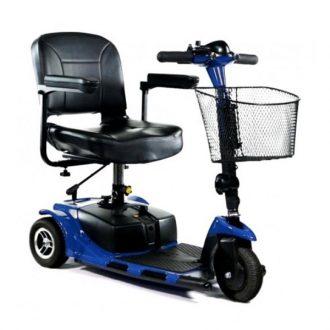 Scooter eléctrico 3 ruedas Litium 3R Libercar para exteriores e interiores