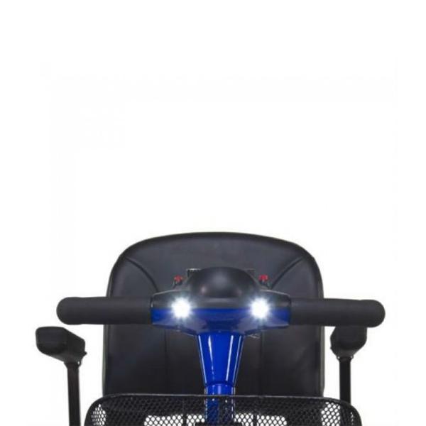 Scooter eléctrico 3 ruedas Smart 3R Libercar para exteriores e interiores-2