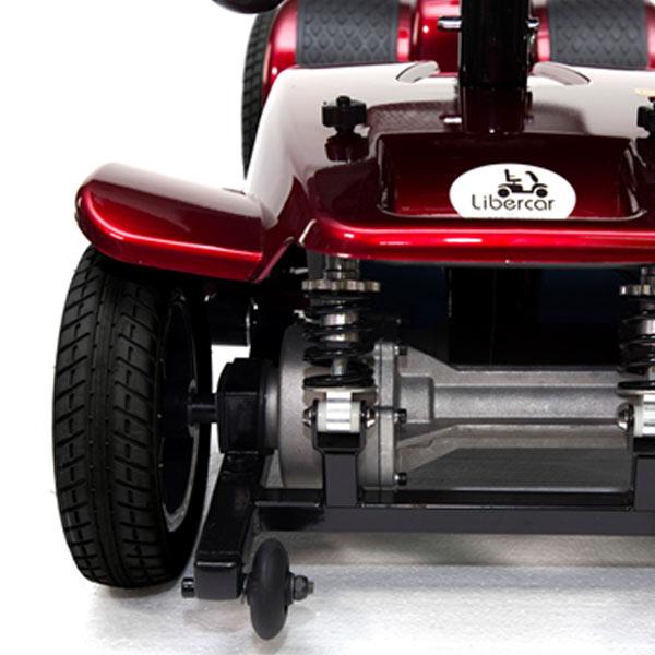 Scooter eléctrico 4 ruedas Urban Libercar-3