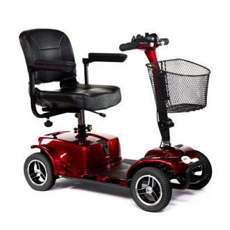 Scooter eléctrico 4 ruedas Urban Libercar