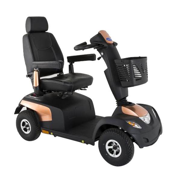 Scooter eléctrico Comet Pro Invacare Potencia premium