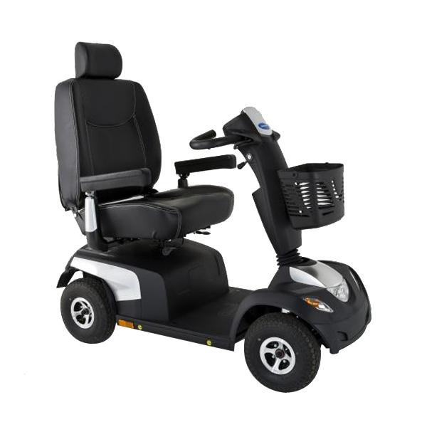 Scooter eléctrico Comet Ultra Invacare Conducció segura y potente