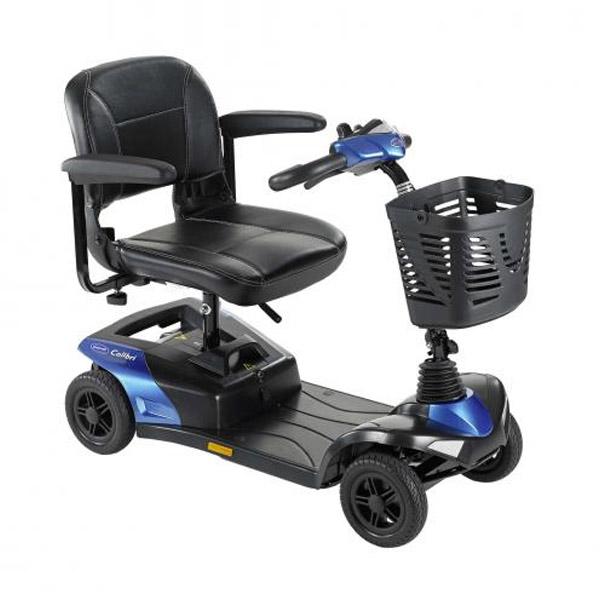 Scooter eléctrico Invacare Colibri Invacare transportable y atractivo