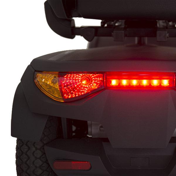 Scooter eléctrico Orion Pro Invacare Comodidad, seguridad y fiabilidad-3