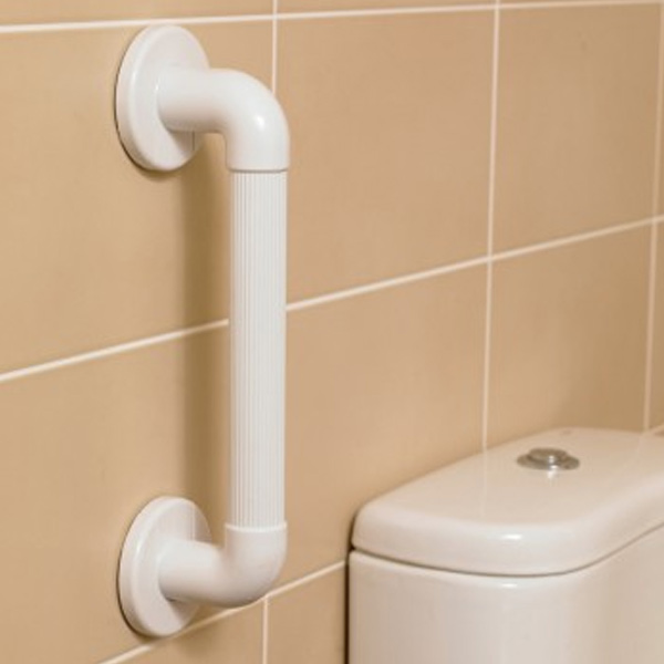 Asideros estriados de plástico Ayudas Dinámicas para baño-2