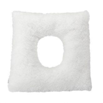 cojín antiescaras cuadrado con agujero soft easyway