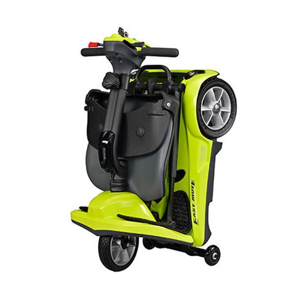 Scooter eléctrico Easy Move Easy Way plegable con mando a distancia-4
