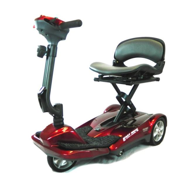 Scooter eléctrico Easy Move Easy Way plegable con mando a distancia