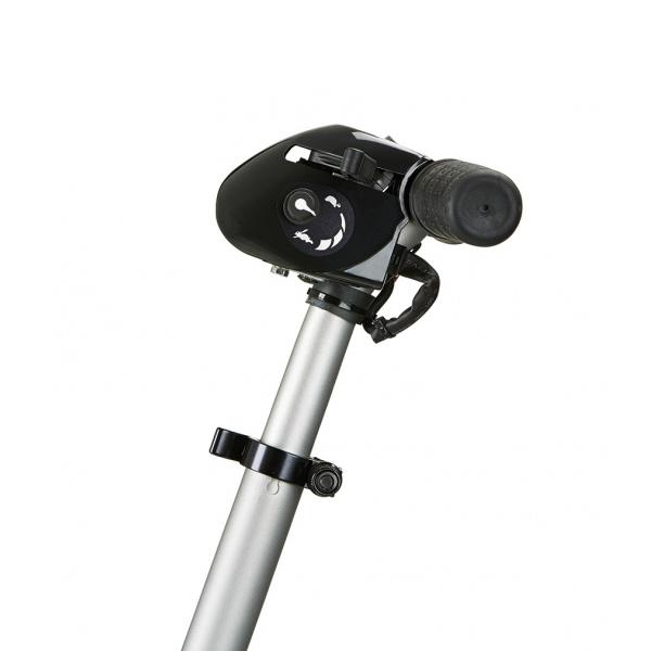 Scooter eléctrico 4 ruedas Luggie Ayudas Dinámicas Plegable de aluminio-3