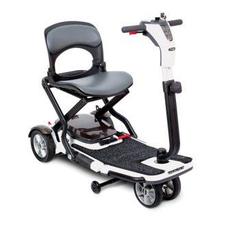 Scooter eléctrico 4 ruedas Quest Ayudas Dinámicas Plegable