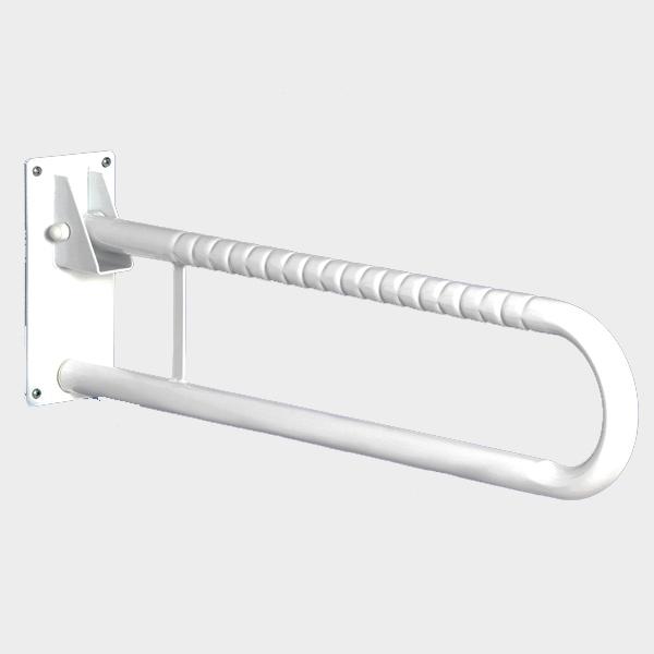 Doble barra abatible blanca ayudas dinamicas
