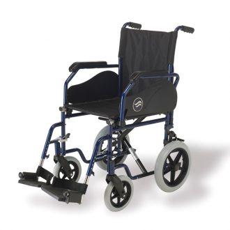 Silla de ruedas estándar plegable Breezy 90 de Sunrise Medical-2