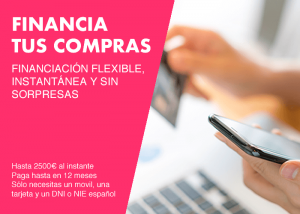 Financiación Disponible