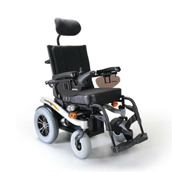 Silla de ruedas eléctrica compacta Blazer de Karma Mobility-2