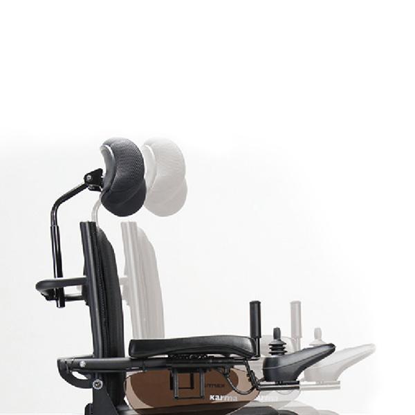 Silla de ruedas eléctrica compacta Blazer de Karma Mobility-3