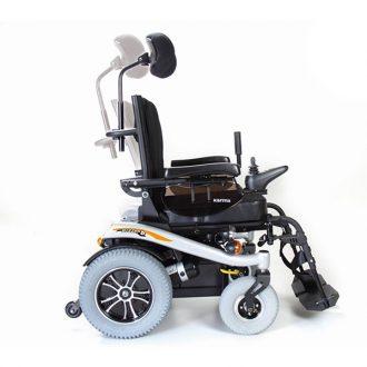 Silla de ruedas eléctrica compacta Blazer de Karma Mobility