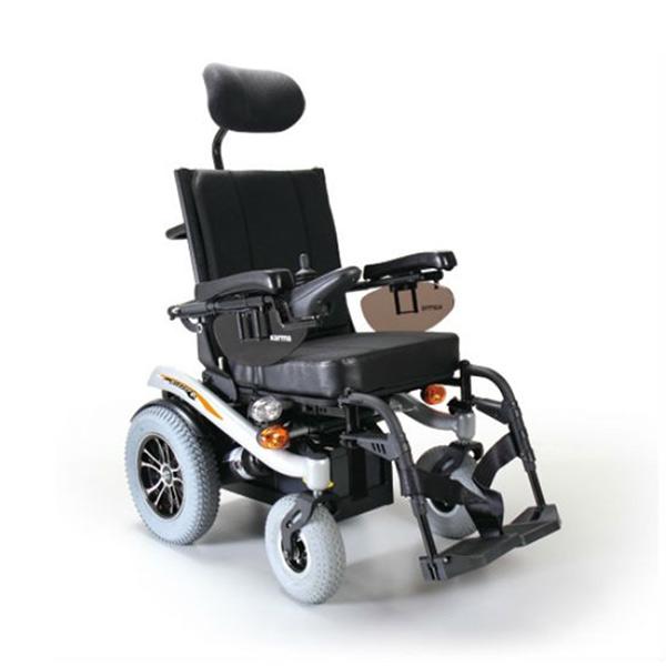 Silla de ruedas eléctrica compacta Blazer T de Karma Mobility-2