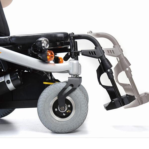 Silla de ruedas eléctrica compacta Blazer T de Karma Mobility-4