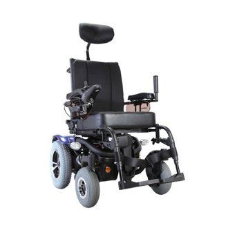 Silla de ruedas eléctrica compacta Leon de Karma Mobility